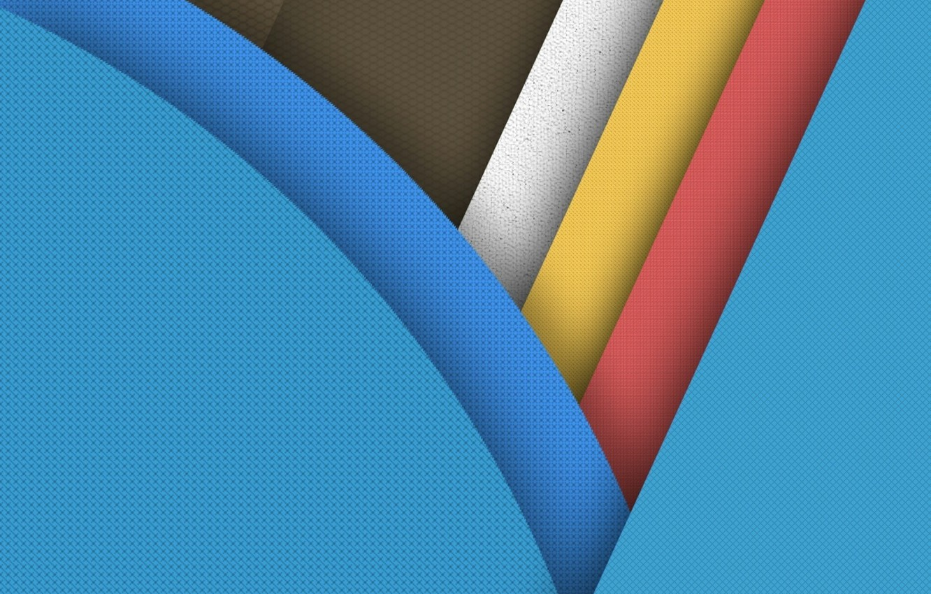 Photo wallpaper white, line, yellow, background, pink, blue, round, texture, Android, brown