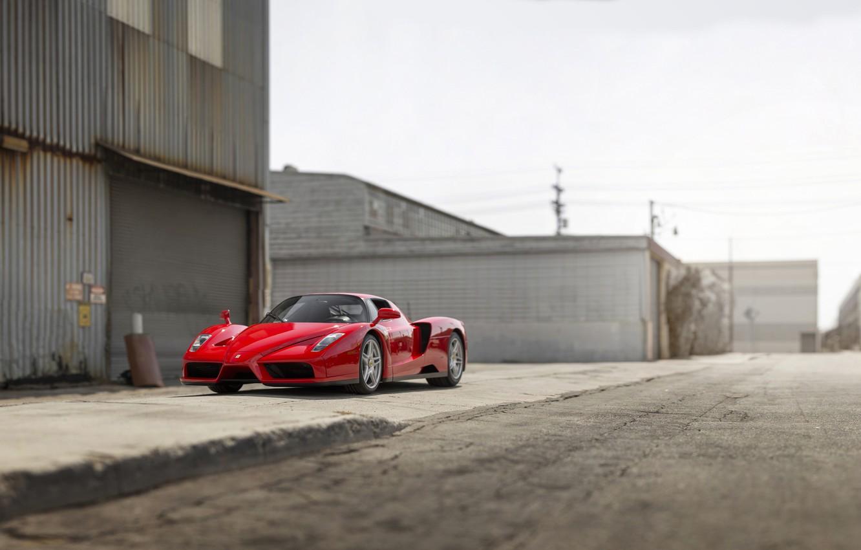 Photo wallpaper Ferrari, Ferrari, Enzo, Enzo, 2014