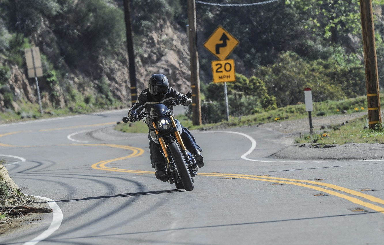 Photo wallpaper road, bike, power, motorcycle, custom, speed, cruiser, Keanu Reeves, Arch, v-twin, krgt-1