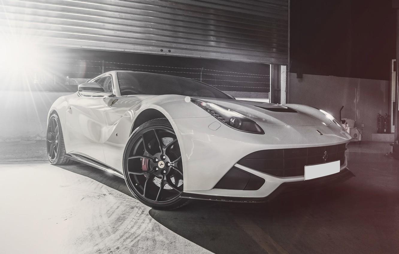 Photo wallpaper Ferrari, Front, Tuning, Berlinetta, F12, 2014, by PP-Performance