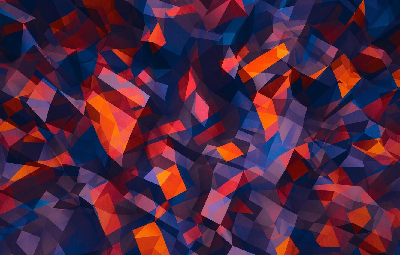 poligony linii grani formy