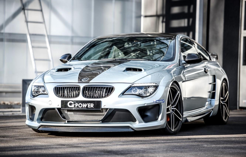 Photo wallpaper BMW, BMW, G-Power, Hurricane, E63, 2015, CS Ultimate