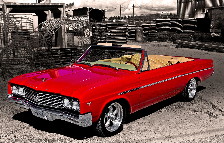 Photo wallpaper retro, Buick, classic, 1965, Buick, Skylark