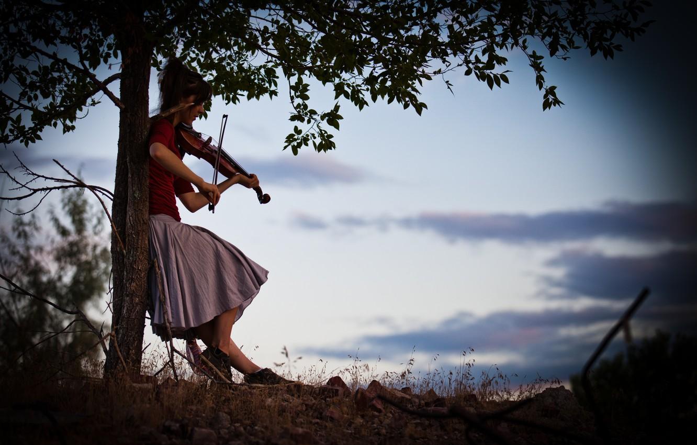 Photo wallpaper beauty, violin, Lindsey Stirling, Lindsey Stirling, violinist