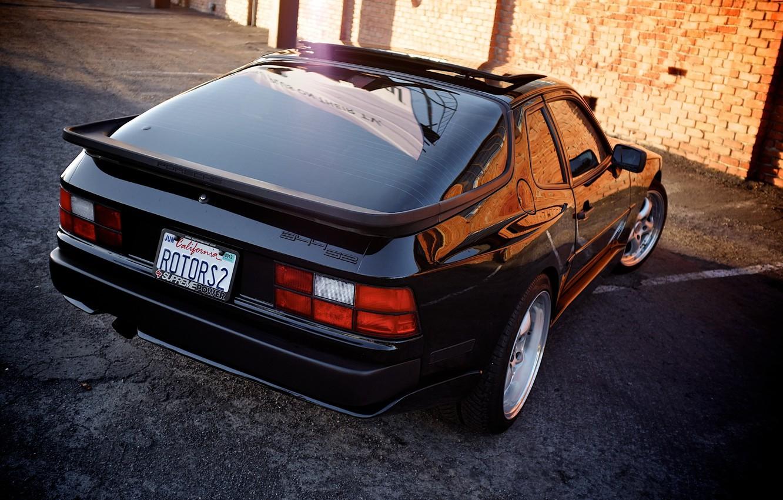Photo wallpaper porsche, Porsche, 1989, 944