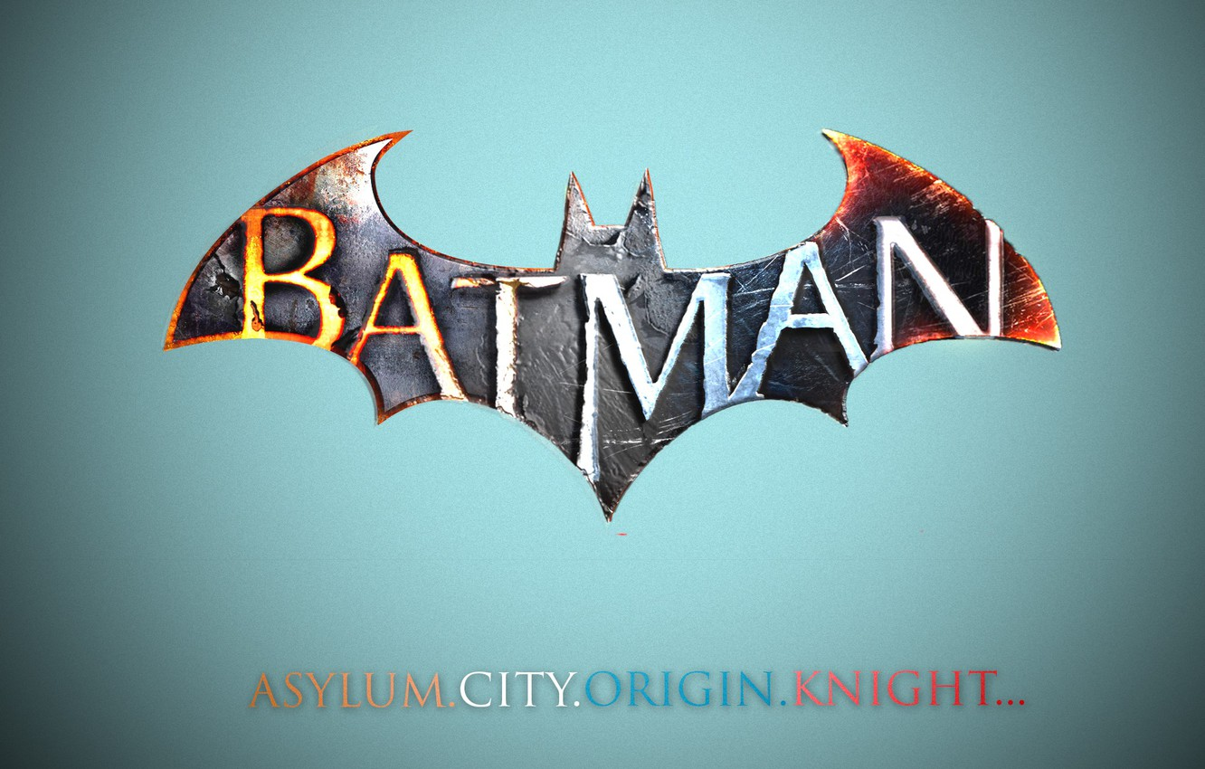Photo wallpaper Batman, Batman Arkham City, Batman Arkham Origins, Batman Arkham, Batman Arkham Knight, Batman Arkham Asylum