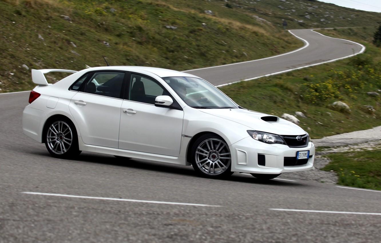 Photo wallpaper Subaru, Impreza, Sedan, WRX, Car, Auto, White, Subaru, Impreza, Sedan, STi, Estiay, SUBA, Varix, Verse, …