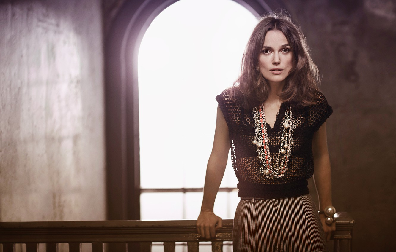 Are keira knightley photo shoot think