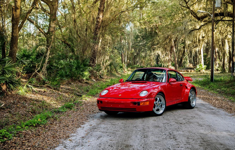 Photo wallpaper 911, Porsche, turbo, Porsche