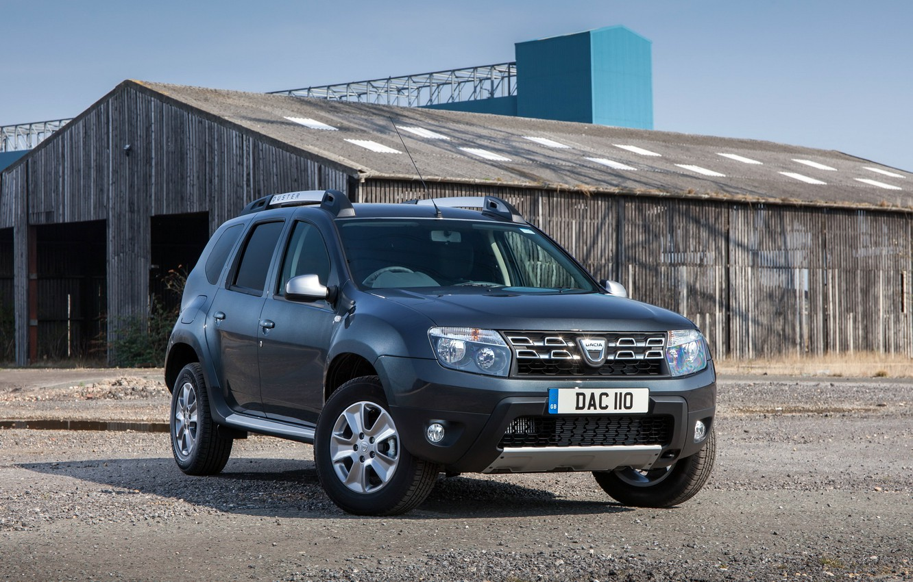 Photo wallpaper Renault, Reno, Duster, duster, 2015, Commercial, Dacia