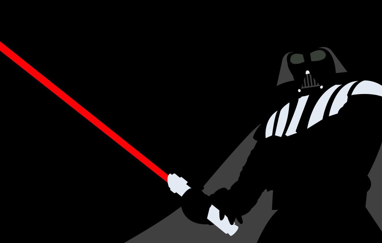 Wallpaper Minimalism Darth Vader Darth Vader Images For Desktop Section Minimalizm Download