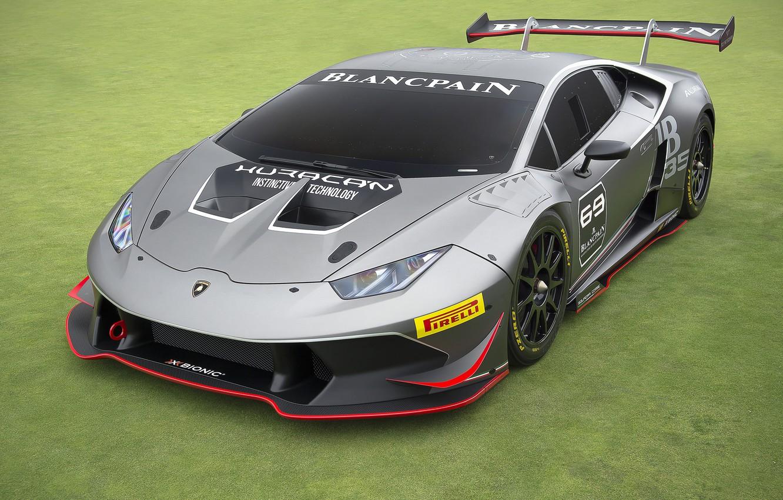 Photo wallpaper Lamborghini, Super, Huracan, Trophy