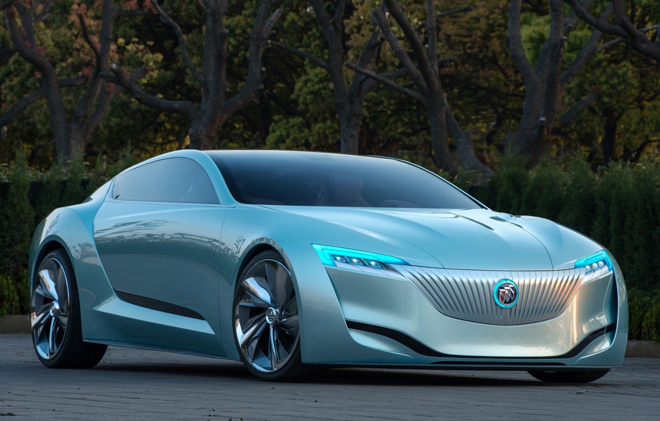 Photo wallpaper Concept, the concept, beautiful, Riviera, Buick