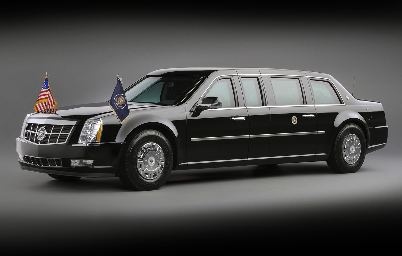 Photo wallpaper car, Cadillac, state, presidential