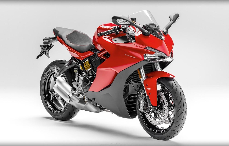 Photo wallpaper Ducati, -Supersport, 939 2017