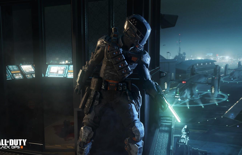 Wallpaper Night Gun Mechs Call Of Duty Black Ops 3 Hero