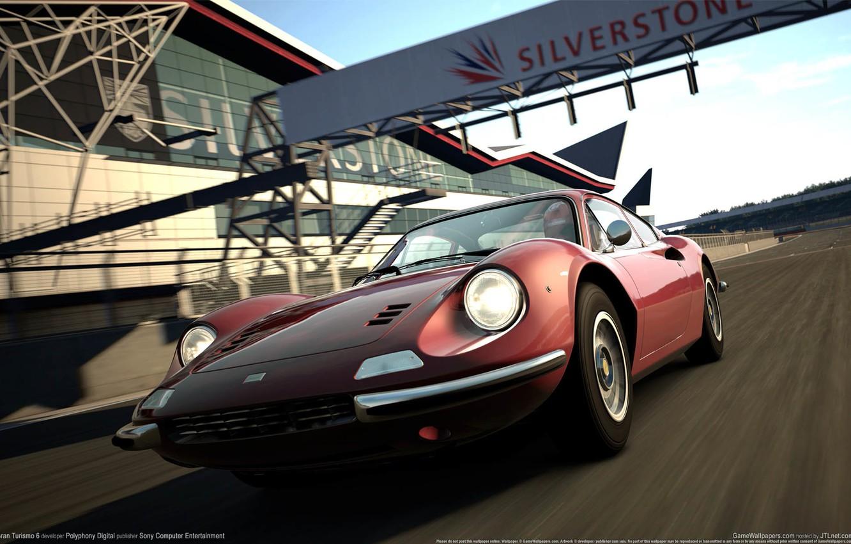 Photo wallpaper game, 2013, Gaming, Gran Turismo 6
