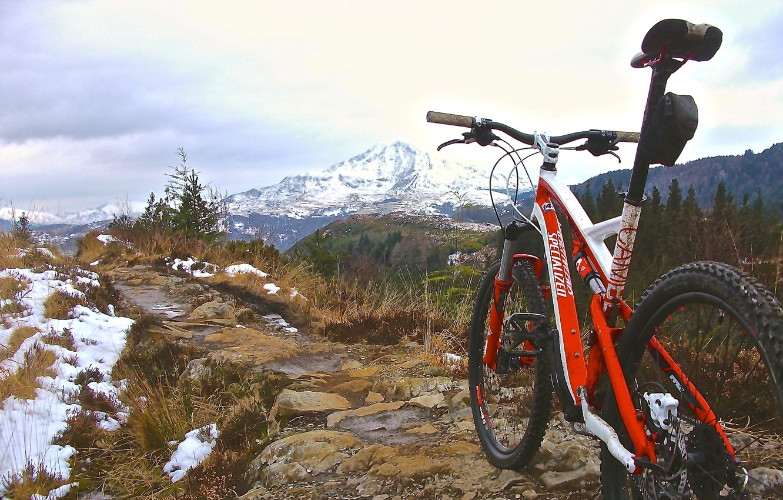 Wallpaper Mountains Nature Sport Halt Mountain Bike Images For