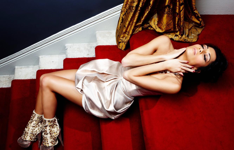 Photo wallpaper Nicole Scherzinger, singer, Nicole Scherzinger