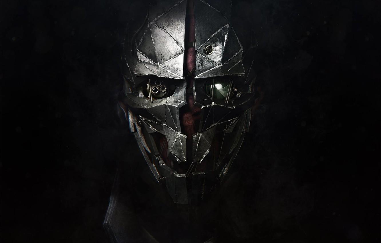 Photo wallpaper Look, Mask, Bethesda Softworks, Bethesda, Corvo, Corvo, Arkane Studios, Dishonored 2