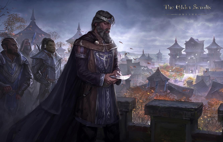 Wallpaper The City King The Elder Scrolls Online Images For
