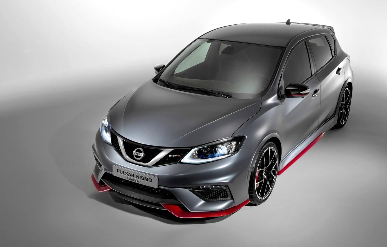 Photo wallpaper Concept, Nissan, Nismo, 2014, Press