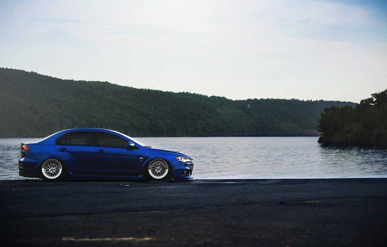 Photo wallpaper profile, Mitsubishi, Lancer, Evolution, Lancer, JDM, Evolution, Mitsubishi