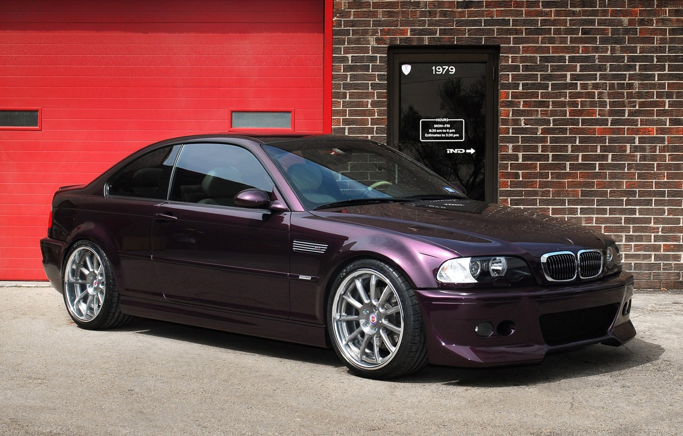 Photo wallpaper background, tuning, coupe, garage, BMW, BMW, Coupe, tuning, the front, IND