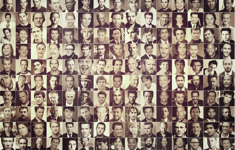 Photo wallpaper Hollywood, Men, people, actors, swaroop