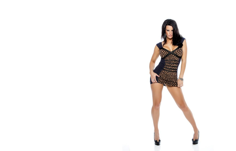 Photo wallpaper girl, sexy, dress, legs, woman, model, heels