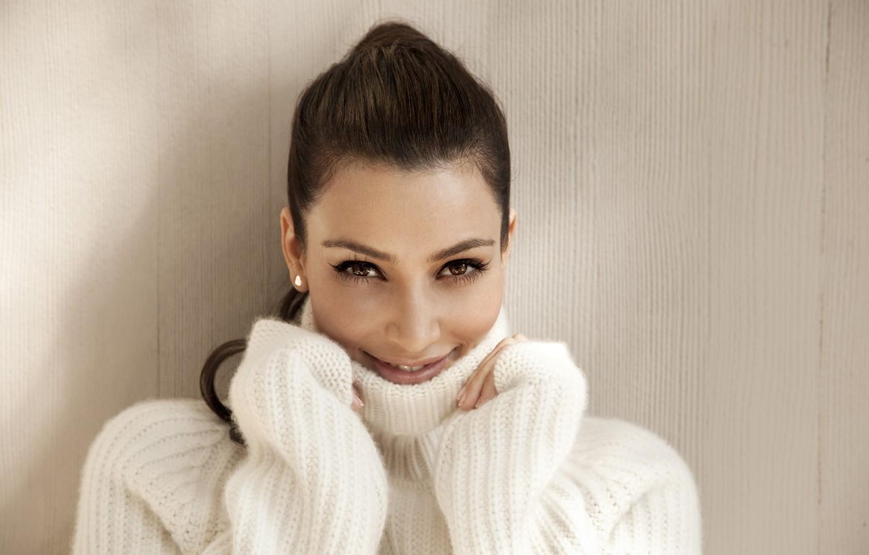 Photo wallpaper model, actress, Kim Kardashan, Kim Kardashian, TV presenter, socialite