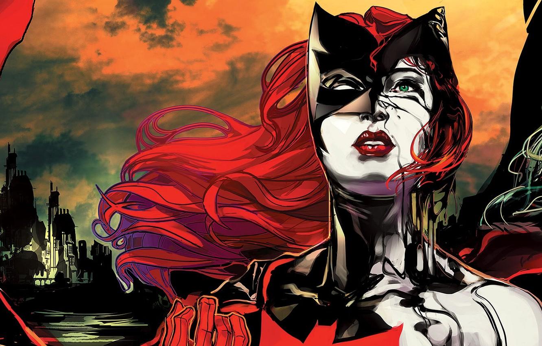 Wallpaper DC Comics, Batwoman, Comics, Batwoman, Katherine Kane ...