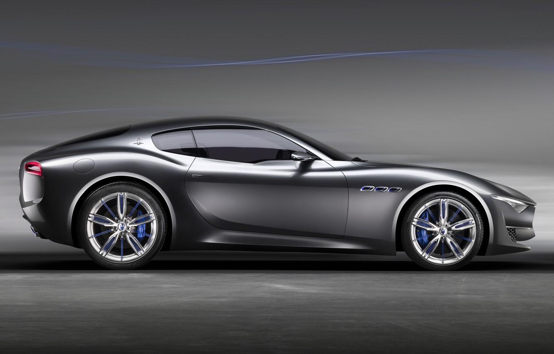 Photo wallpaper Maserati, concept, alfieri