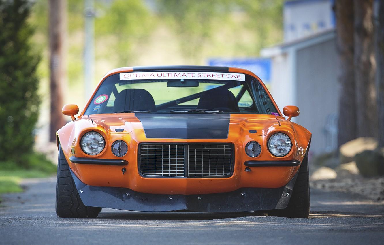 Photo wallpaper Chevrolet, camaro, chevrolet, Camaro