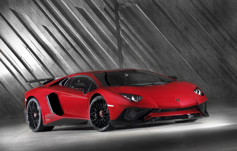 Photo wallpaper Lamborghini, Lamborghini, Aventador, aventador, LB834, 2015, LP 750-4, Superveloce