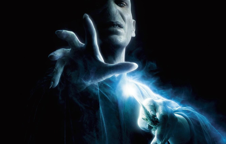 Wallpaper Light Darkness Wand Mort Magic Potter