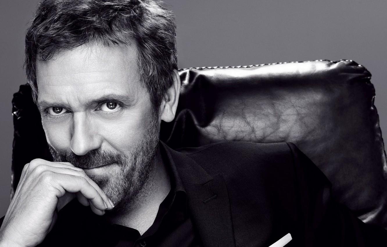 Photo wallpaper male, Hugh Laurie, actor, musician, Hugh Laurie, house m.d.