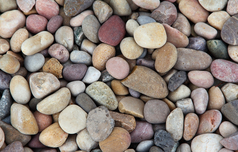 Photo wallpaper pebbles, stones, stone, texture, texture, sea, pebble