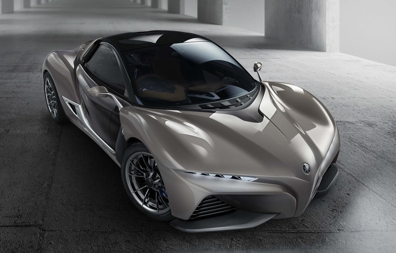 Photo wallpaper Concept, supercar, Yamaha, Sports Ride