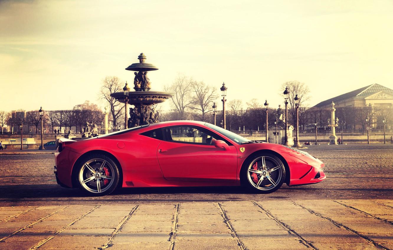 Photo wallpaper Ferrari, Italy, Ferrari, 458, italia, Speciale
