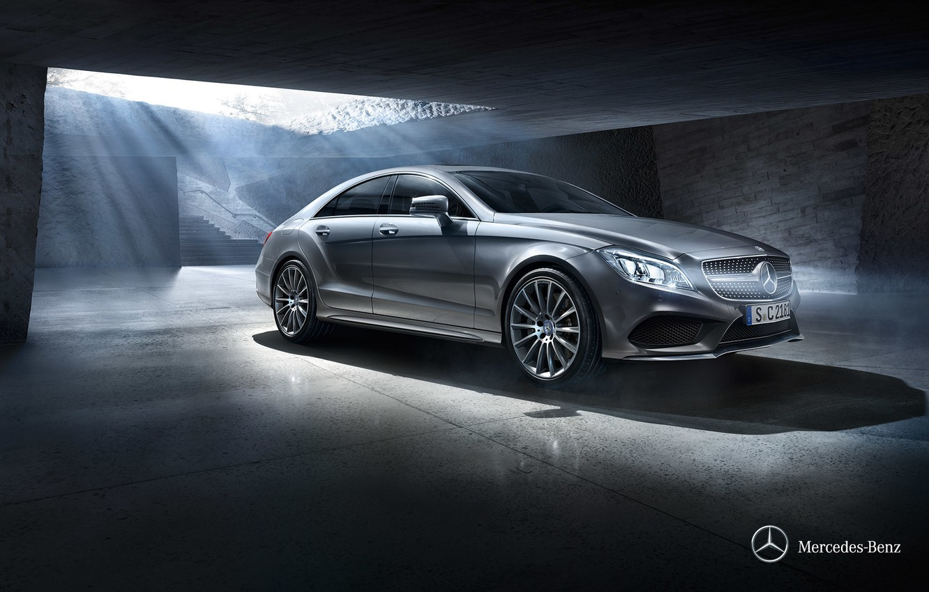 Photo wallpaper CLS, Style, Mercedes
