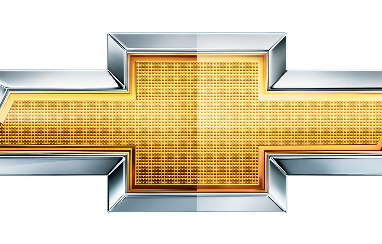 Photo wallpaper logo, Chevrolet, logo, Chevy, bow tie Louis Chevrolet