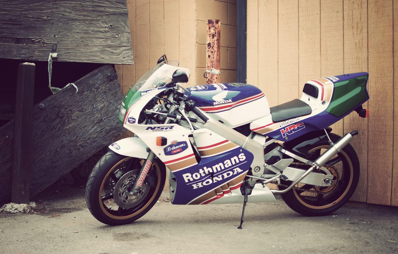 Photo wallpaper honda, sportbike, nsr, 250r