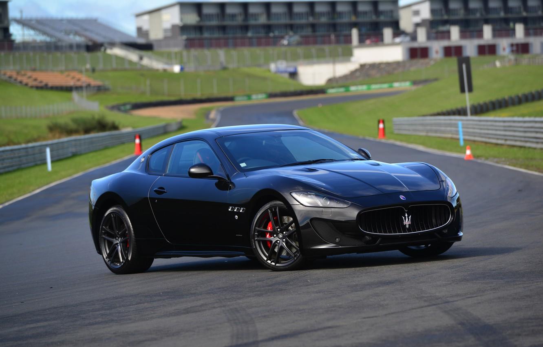 Photo wallpaper Maserati, supercar, GranTurismo, Maserati, 2015, MC Sportline