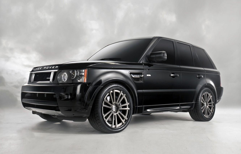 Photo wallpaper Land Rover, Range Rover, Sport, range Rover, Stromen