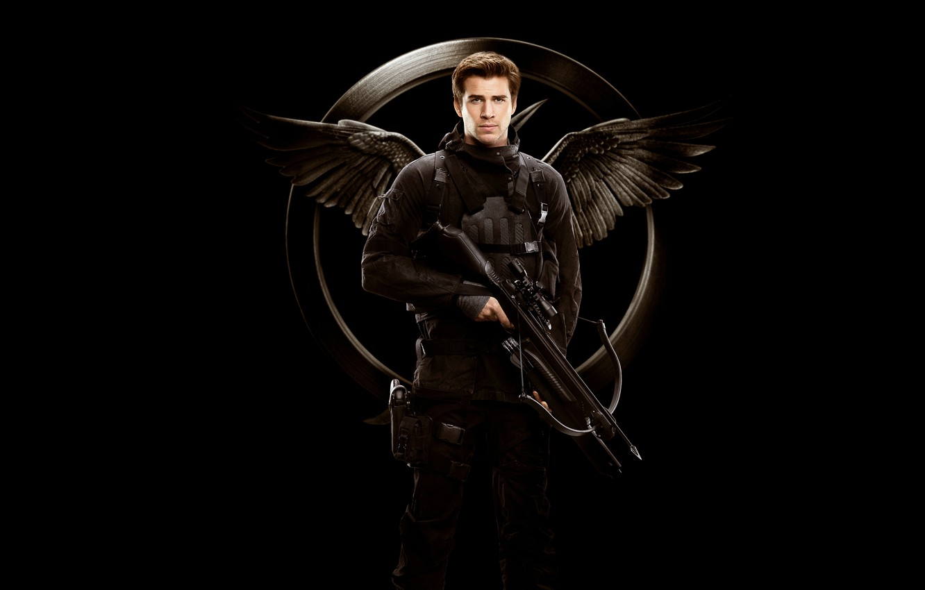 Wallpaper Promo Part 1 The Hunger Games Mockingjay Liam