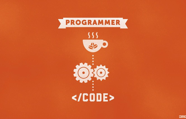 Photo wallpaper code, Programmer, the program, code, HTML