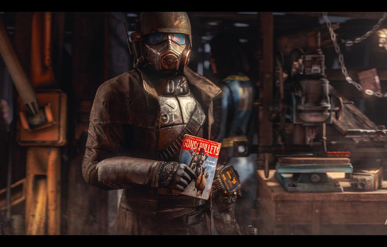 Wallpaper Helmet Fallout New Vegas Ncr Ranger Ncr Veteran