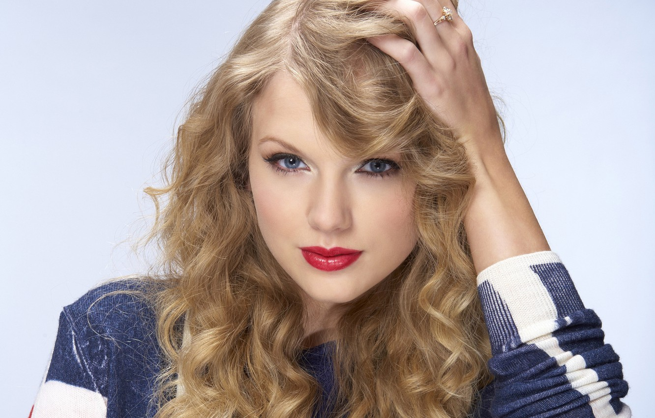Photo wallpaper girl, blonde, singer, Taylor Swift, Taylor swift