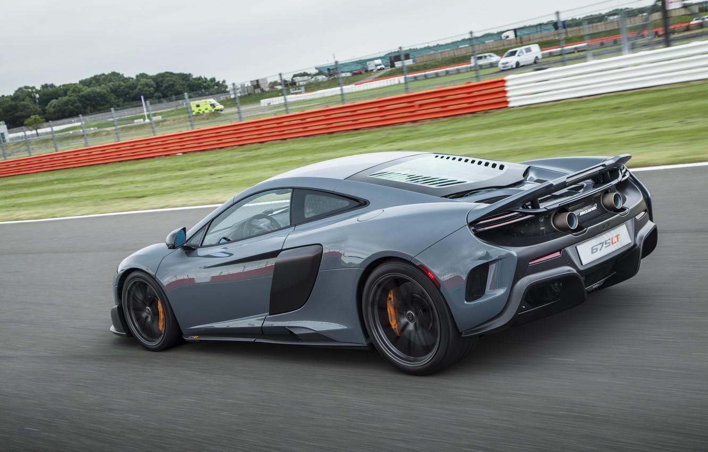 Photo wallpaper McLaren, McLaren, US-spec, 2015, 675LT